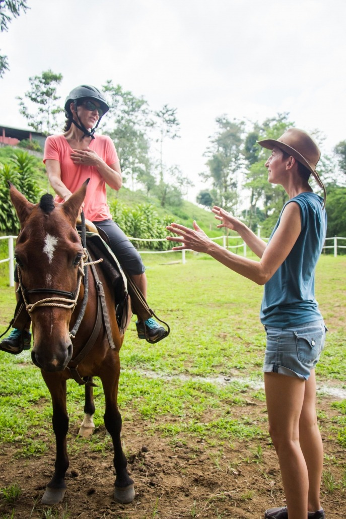 workshop and retreat in costa rica with danielle mackinnon
