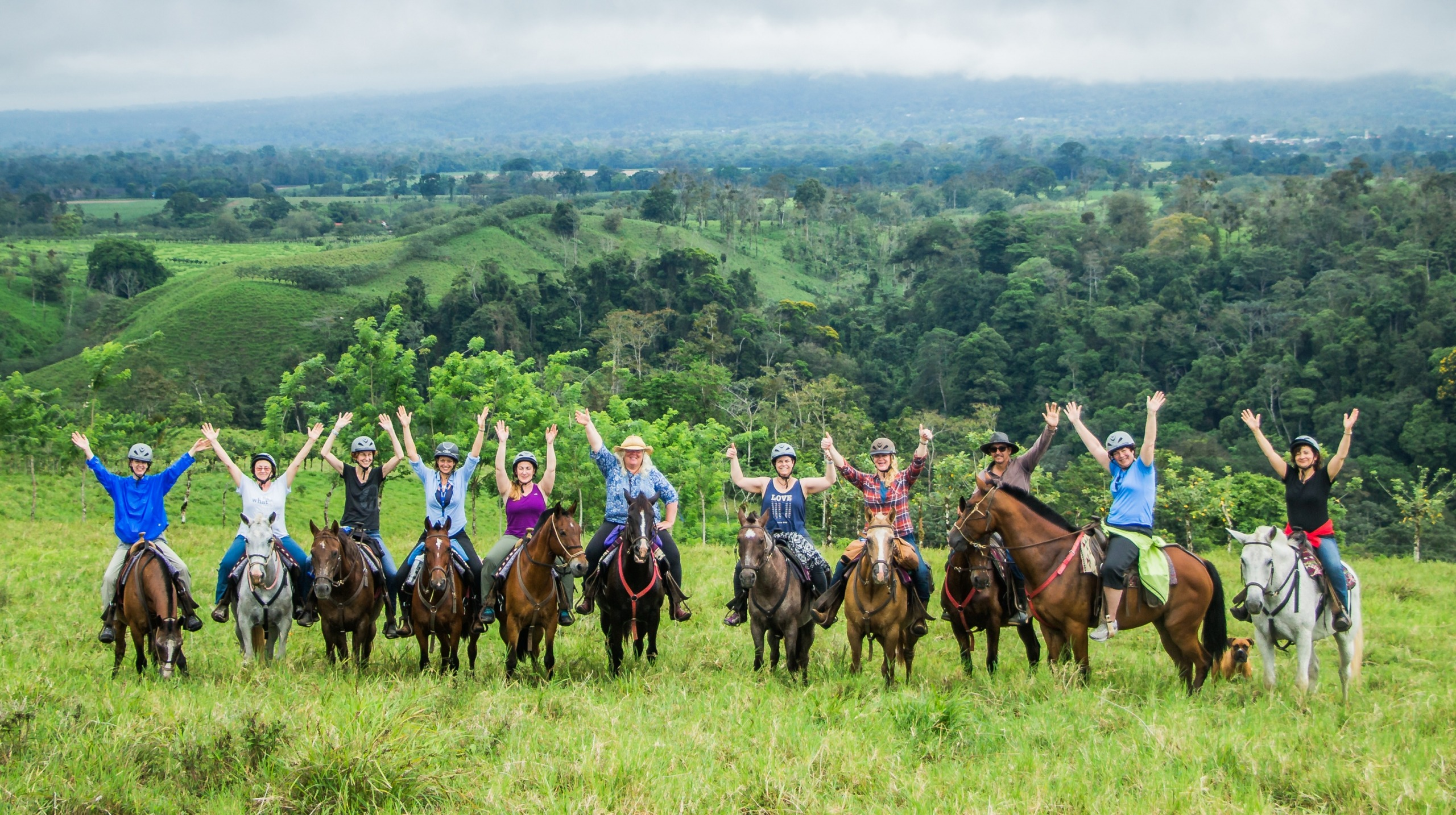 costa rica retreat with practitioners and danielle mackinnon