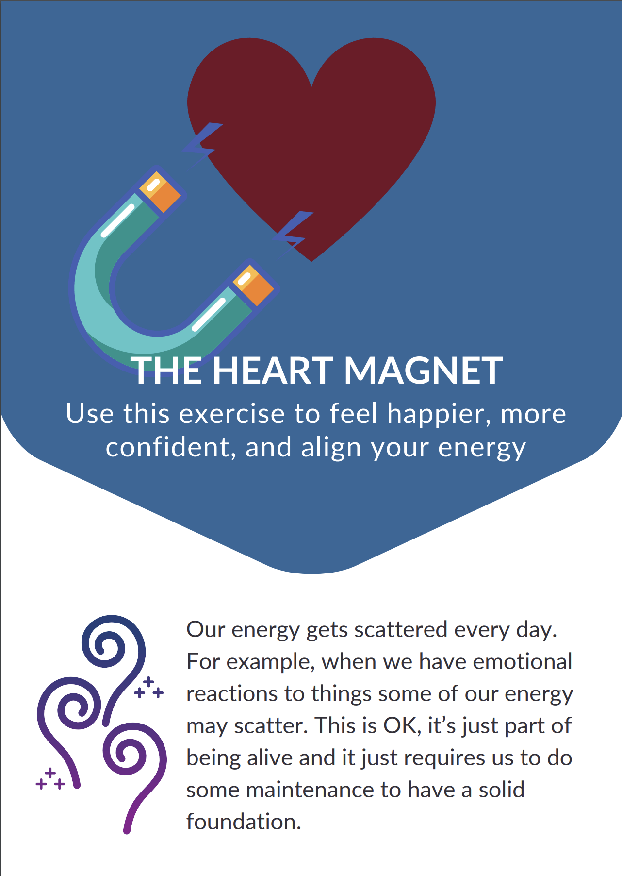 The Heart Magnet, Pet Life Lessons